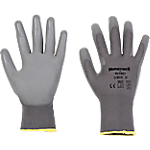 Guanti Honeywell First Poliuretano (PU) taglia 9 grigio 10 paia da 2 guanti