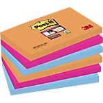 Notes riposizionabili Post it 127 x 76 mm Assortiti 6 unità da 90 fogli