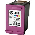 Cartuccia inchiostro HP 303 Tricromia T6N01AE