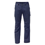 Pantalone leggero SiGGi WORKWEAR Glasgow 100% cotone taglia l blu