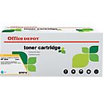 Toner Office Depot HP 201a ciano cf401a