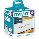 Etichette per indirizzi DYMO 1982991 28 (l) x 89 (A) mm bianco 2 rotoli da 260 etichette