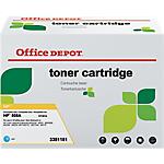 Toner Office Depot HP 508a ciano cf361a
