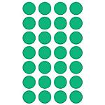 Etichette autoadesive APLI Verde 168 etichette
