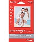 Carta Fotografica Canon GP 501 bianco 100 unità