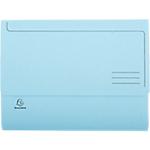 Cartella FAST 4797E A4 cartoncino blu 10 unità