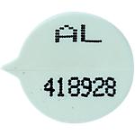 Sigillo di spedizione Val U Mail bianco 500 unità