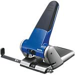 Perforatore Leitz 5180 Blu 65 fogli perforato