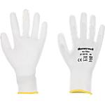 Guanti Honeywell First Poliuretano (PU) taglia 9 bianco 10 paia da 2 guanti
