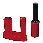 Applicatore per bobine Rosso 50 cm