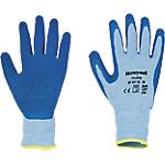 Guanti Honeywell DexGrip Light Cotone, poliammide taglia 10 blu 10 paia da 2 guanti