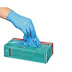 Guanti Honeywell 4580081 XL Nitrile taglia xl blu 100 unità