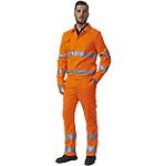 Pantalone SiGGi WORKWEAR Alta visibilità Cotone, poliestere taglia l Arancione