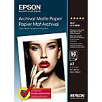 Carta Matte Epson C13S041344 A3 opaca 190 g