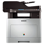 Stampante All in One Samsung CLX 6260FR a colori laser a4