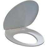 Sedile WC DURABLE 43,5 x 29 x 4 cm Bianco