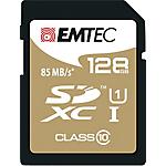 Memoria flash EMTEC Gold Plus 128 gb