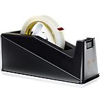 Dispenser nastro adesivo Scotch C10 nero 9.6 cm (h) x 8 cm (p) x 20.9 cm (l)