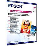 Carta Epson C13S041261 opaca bianco 50 fogli