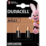 Batterie Duracell MN21 MN21 2 unità