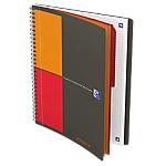 Blocco spiralato OXFORD International Activebook Assortiti A righe A4+ 80 g