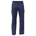 Pantalone leggero SiGGi WORKWEAR Glasgow 100% cotone taglia xl Blu
