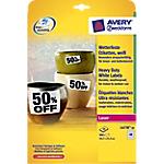 Etichette multifunzione AVERY Zweckform Heavy Duty Bianco 960 etichette