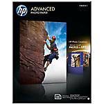 Carta fotografica HP Q8696A lucido 250 g
