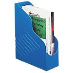 Portariviste Rexel Jumbo blu A4 polistirene 10 (l) x 25,3 (p) x 32,3 (h) cm Documenti in formato A4
