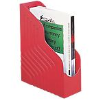 Portariviste Rexel Jumbo rosso A4 polistirene 10 (l) x 25,3 (p) x 32,3 (h) cm Documenti in formato A4