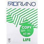 Carta Fabriano Copy Life A3 80 g