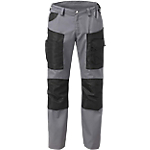 Pantalone pesante SiGGi WORKWEAR Hammer Cotone 60% Poliestere 40% taglia s grigio