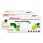 Toner Office Depot HP 05x nero ce505xd 2 unità