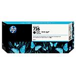 Cartuccia inchiostro HP originale 726 nero opaco ch575a