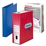 Confezione PROMO SUPER 500 buste, raccoglitore e carta multifunzione A4