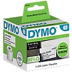 Etichette per indirizzi DYMO S0929100 89 (l) x 51 (A) mm bianco 300 etichette