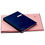 Libro Fraschini Firma 34 x 24 cm Blu