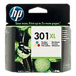 Cartuccia inchiostro HP originale 301xl 3 colori ch564ee