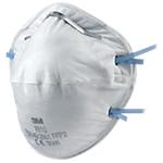 Macherina antipolvere 3M 8810 Tessuto bianco 20 unità