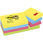 Notes riposizionabili Post it 51 x 38 mm Assortiti 12 unità da 100 fogli