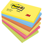 Notes riposizionabili Post it 127 x 76 mm Assortiti 6 unità da 100 fogli