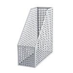 Portariviste Foray grigio A4 Documenti in formato A4 acciaio, polvere di plastica