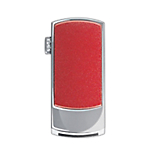 Chiavetta USB Ativa Slider 4 gb argento