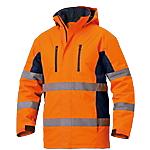 Giaccone SiGGi WORKWEAR Long Season Poliestere 100% Spalmato Poliuretano taglia xl arancione
