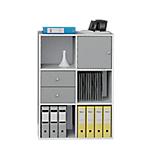 Libreria 6 MAXC Bianco 1.041 x 292 x 698 mm