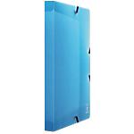 Scatola progetti FAVORIT 2nd Life Polipropilene 24 x 32 cm Blu