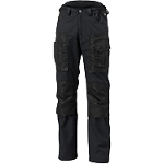 Pantalone pesante SiGGi WORKWEAR Hammer Cotone 60% Poliestere 40% taglia m Nero