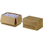 Sacchetti riciclabili Rexel per distruggidocumenti da 26 litri 20 unità