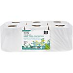 Asciugamani in carta Highmark Standard 1 strato bianco 6 unità