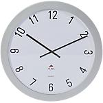 Orologio da parete Alba Big Big 60 x 5 cm grigio metallizzato